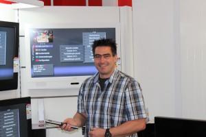TV und Sat Anlagen LED und Plasma Flachfernseher